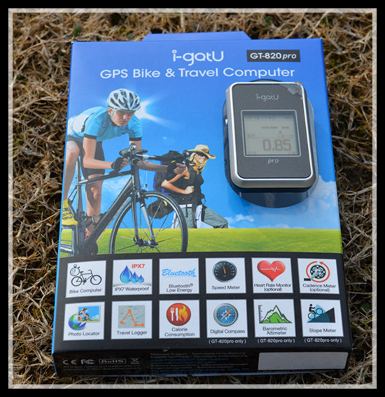 i-gotU GT-820 Pro 无法显示GPS定位和時間,也无法从@trip PC软件读取轨迹?